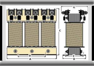 autotrasformatore avviamento motori